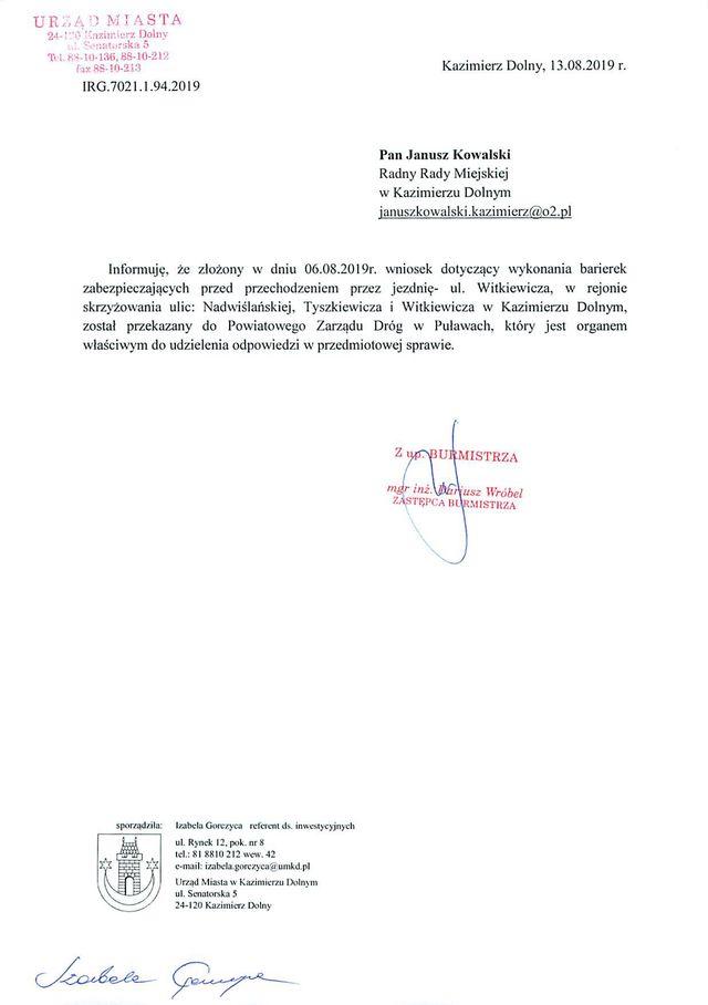 Barierki Tyszkiewicza 01