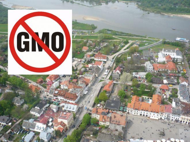 Stop GMO w Kazimierzu