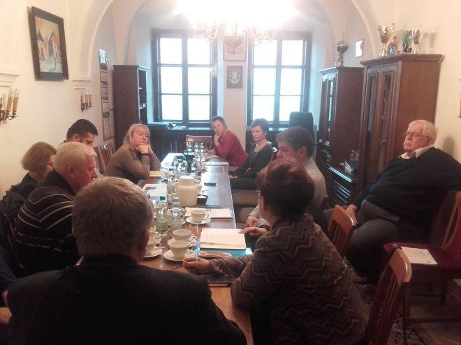 Relacja z komisji Edukacji - 23.11.2017